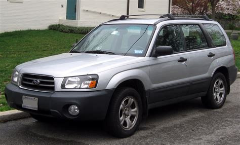 Forester II SG