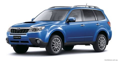 Forester III SH