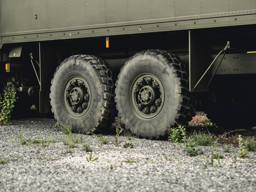 Truck tire sizes explained