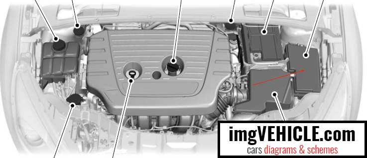 filtro aria motore ford