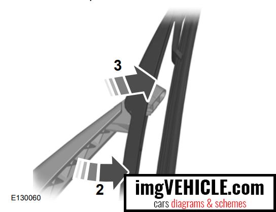 Come cambiare la spazzola del tergicristallo del lunotto