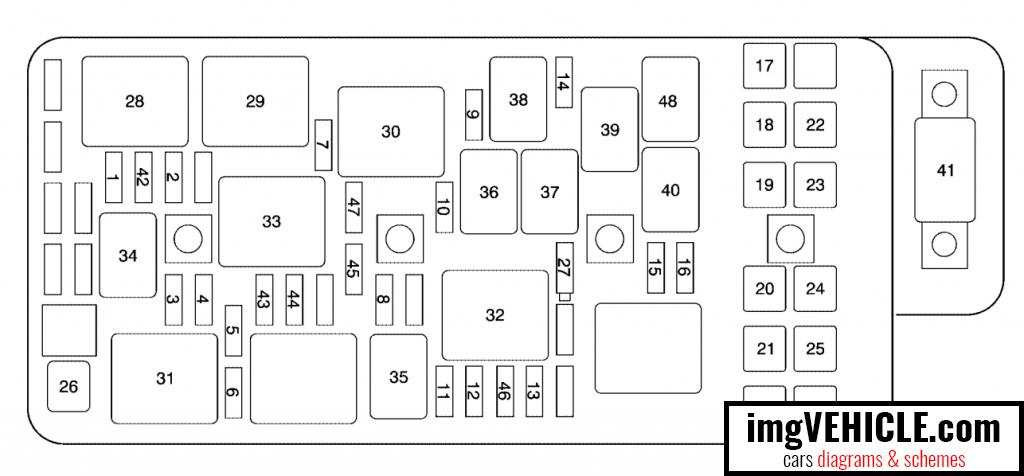 chevrolet malibu vi fuse box diagrams  u0026 schemes