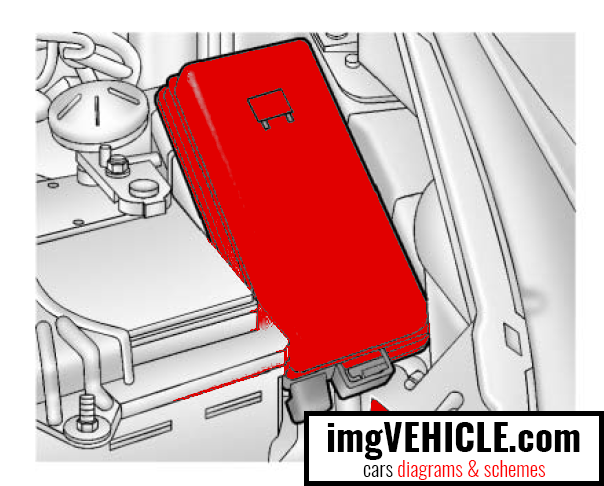 Chevrolet Spark III (2009-2015) Fuse box diagrams & schemes - imgVEHICLE.com | Chevrolet Matiz Fuse Box Location |  | imgVEHICLE.com