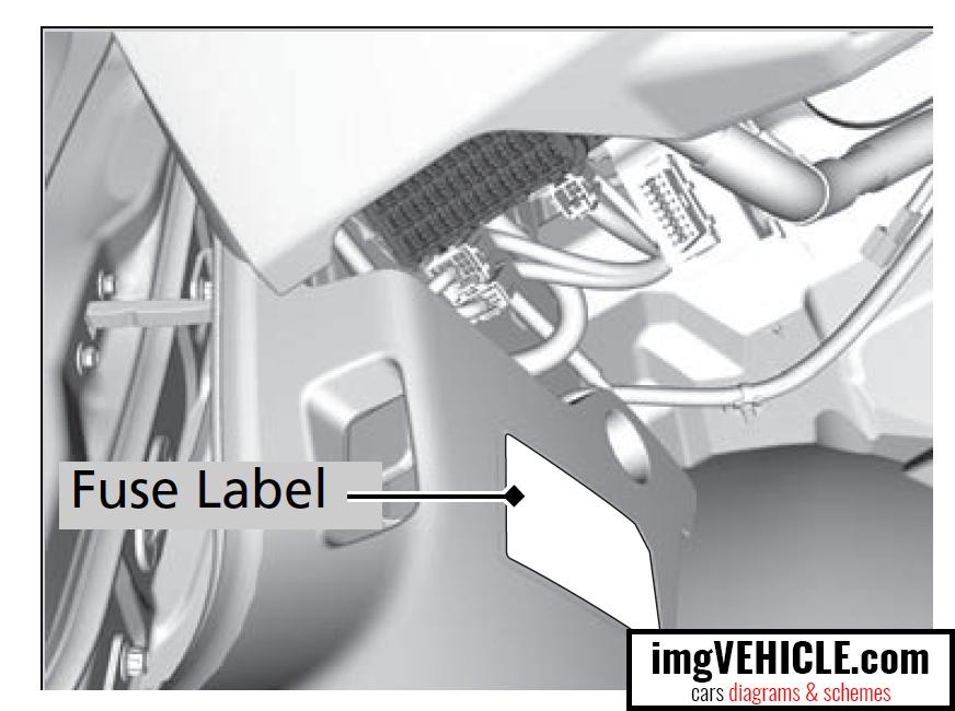 [ZSVE_7041]  Honda Civic X Fuse box diagrams & schemes - imgVEHICLE.com | 2007 Honda Civic Fuse Box Location |  | imgVEHICLE.com
