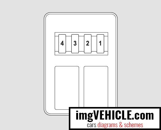 pontiac g6 rear fuse box honda pilot ii fuse box diagrams & schemes - imgvehicle.com honda pilot rear fuse box