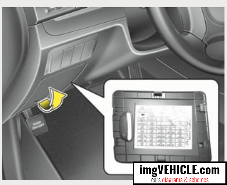 Hyundai Santa Fe Cm Fuse Box Diagrams  U0026 Schemes