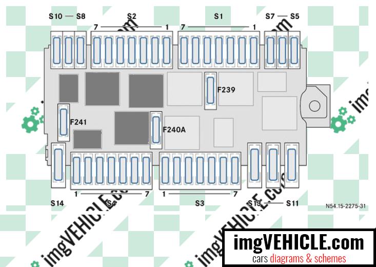 Mercedes-Benz Vito III (W447) (2014-2021) Fuse box diagrams & schemes -  imgVEHICLE.com | 2014 Mercedes Sprinter Fuse Box Diagram |  | imgVEHICLE.com