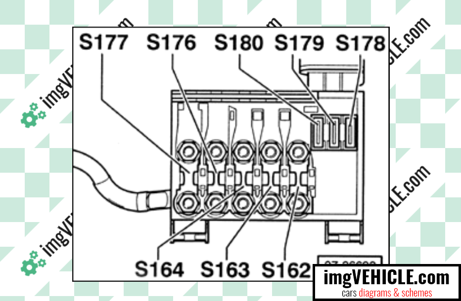 [DIAGRAM_1CA]  Volkswagen Golf IV Fuse box diagrams & schemes - imgVEHICLE.com | 2000 Vw Golf Fuse Box Diagram |  | imgVEHICLE.com