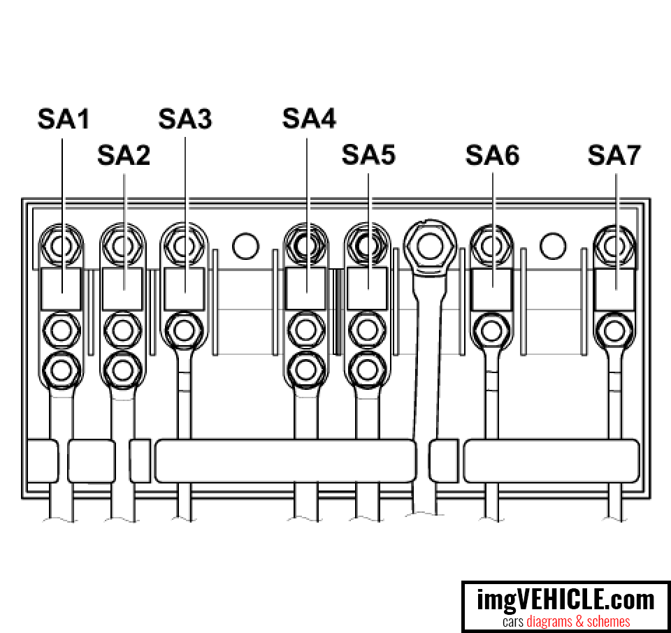 2007 Passat Fuse Diagram