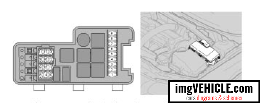 volvo s60 engine compartment diagram