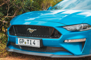 How to make the Ford Mustang faster?