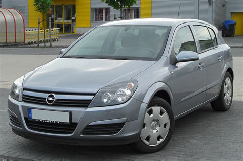 Opel Astra H 2004 - 2014
