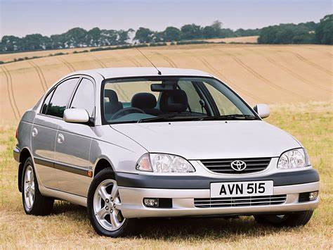 Toyota Avensis I (T220) 1997 - 2002