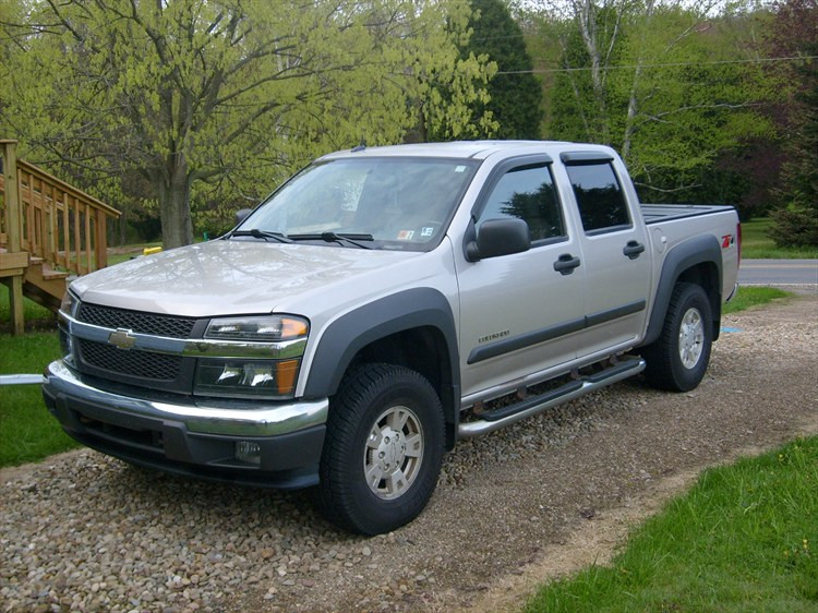 Chevrolet Colorado I 2003 - 2012