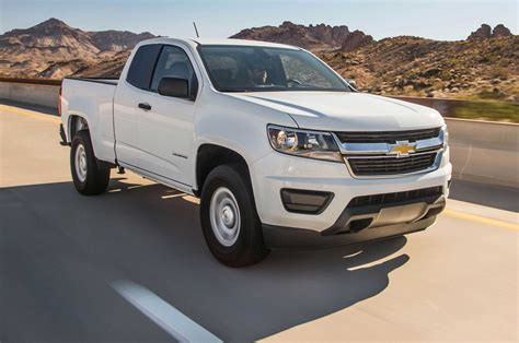 Chevrolet Colorado II 2012 - 2019