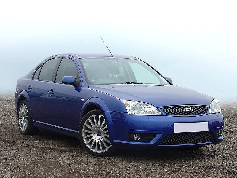 Ford Mondeo III 2000 - 2006