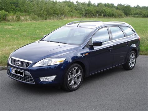 Ford Mondeo IV 2007 - 2014
