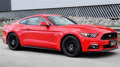 Ford Mustang VI 2015 - 2018